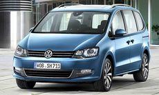 VW Sharan får ett lyft med nya motorer och mer teknik