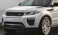 Range Rover Evoque får ett lyft och snålare motorer