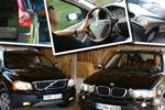 Volvo XC90 körde över BMW X5 i första testet