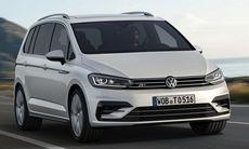 Nya Volkswagen Touran blir större, snålare och lättare
