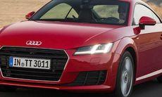 Euro NCAP: Audi TT missar sista stjärnan