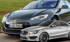 Tesla Model S är bästa bilen totalt – Mercedes CLA floppar