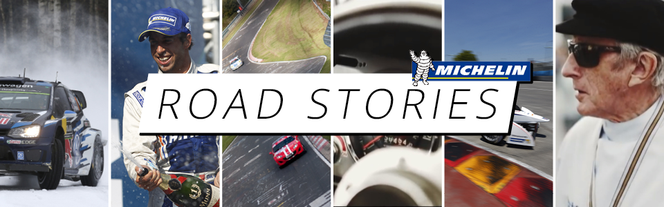 Michelin Road Stories