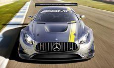 Mercedes-AMG GT3 ger en försmak av kommande gatbil