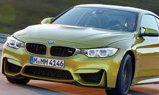 Här kan du vinna en heldag med BMW:s nya M-modeller