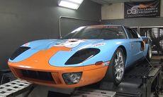 Fira V8:ns dag med en riktig monstermotor på 1.900 hk