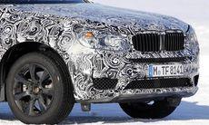 Spion: BMW X3 visar upp sig – blir lättare och rymligare
