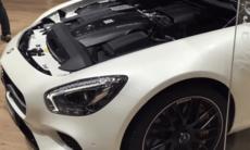 Motorexperten om nya Mercedes-AMG GT