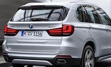 BMW X5 xDrive40e – äntligen premiär för laddhybriden