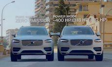 Volvo XC90 T8 Twin Engine – det bästa från två världar