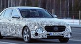 Spion: Mercedes E-klass testkörs i Sverige