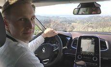 "Vi njuter av nya Renault Espace: ""Vilken komfort!"""