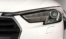 Första bilderna på nya Audi A4
