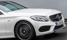 Mercedes C-klass vinner World car of the year
