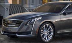 """Cadillac CT6 ska vara lättare än BMW och """"tyst som i ett bankvalv"""""""
