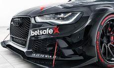 Jon Olssons nya Audi RS 6 har guldturbo och 1.000 hästar