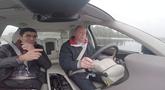 Så känns tvärniten i nya Volvo XC90