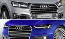 Audi A6 och Q7 blir laddhybrider – men du kan inte köpa någon av dem