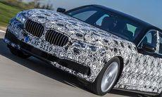 BMW släpper ny 7-serie – vägrar visa hur den ser ut