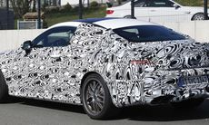 Spion: Mercedes lockar med nya AMG C 63 Coupé