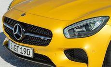 Nya ryktet: Mercedes-AMG utvecklar konkurrent till Porsche Panamera