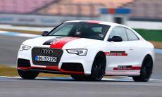 Unik provkörning: Audi RS 5 TDI – glöm dina fördomar