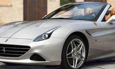 Ingrid Bergman får egen specialversion av Ferrari