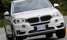 Norska polisen väljer BMW X5 före Volvo XC70
