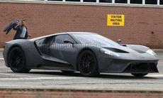 Spion: Ford GT rullar ut för test inför Le Mans – får minst 700 hk