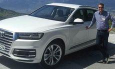 """Vi provkör helt nya Audi Q7: """"Den håller toppklass"""""""