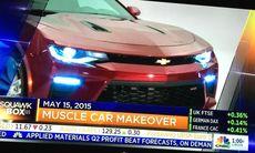 Nya Chevrolet Camaro läcker ut – här är bilderna