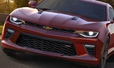 Chevrolet Camaro utmanar Mustang – blir fyrcylindrig