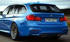 BMW ska visa M3 Touring på Frankfurtsalongen