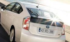 Nu riktar ligorna in sig på batteripaketet i Toyota Prius