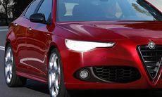 Alfa Romeo Giulia äntligen på gång – så kan den se ut