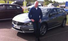 """Vi provkör nya Volvo V60 CC: """"Chassit överraskar"""""""