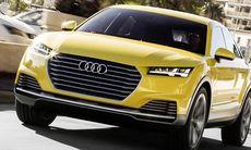 Nya uppgifter: Audi TT Offroad har fått grönt ljus