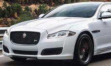 Jaguar möter nya BMW 7-serie med uppdaterad XJ