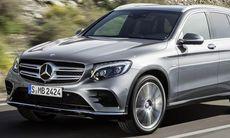 Här är helt nya Mercedes GLC – utmanar Volvo XC60