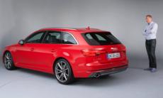 Vi känner på nya Audi A4 – samma utrustning som Q7