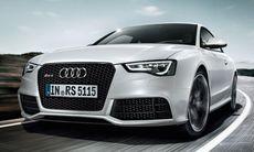 Audi avslutar produktionen av RS 4 Avant, RS 5 och RS 5 Cabriolet