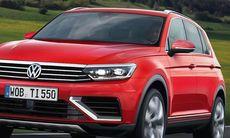 Volkswagens offensiv: Snart lanseras fyra nya suvar