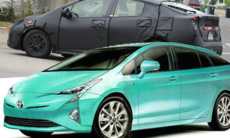 Spion: Toyota Prius snart i ny version – ska den se ut så här?