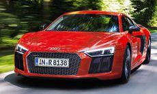Audi R8 får turbomotor – blir det raka femman?