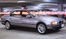 James Bond inspirerade BMW till självparkerande bilar