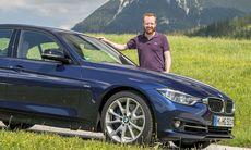 Ansiktslyfta BMW 3-serie och X1 provkörda