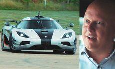 Christian von Koenigsegg berättar hela storyn om One:1