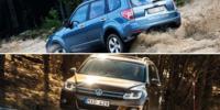 BEG: VW Tiguan mot Subaru Forester – bästa suvvalet