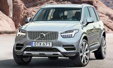 """Volvo: """"På fyra år ska vi lansera 14 nya bilmodeller"""""""