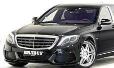 Brabus tar sig an Mercedes-Maybach S 600 – en lyxig höghastighetsmissil
